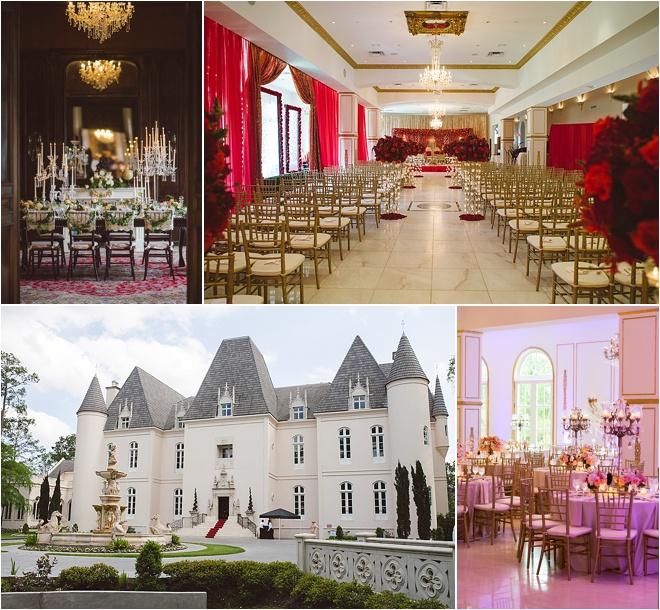 Chateau Cocomar  Reviews  Houston Texas Wedding Venue