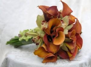 Photo courtesy Wedding Flowers by Lisa