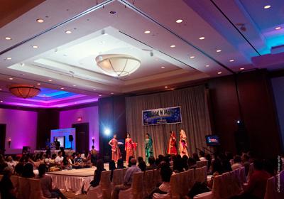 South Asian Weddings: Baraat at the Omni Houston Hotel ...