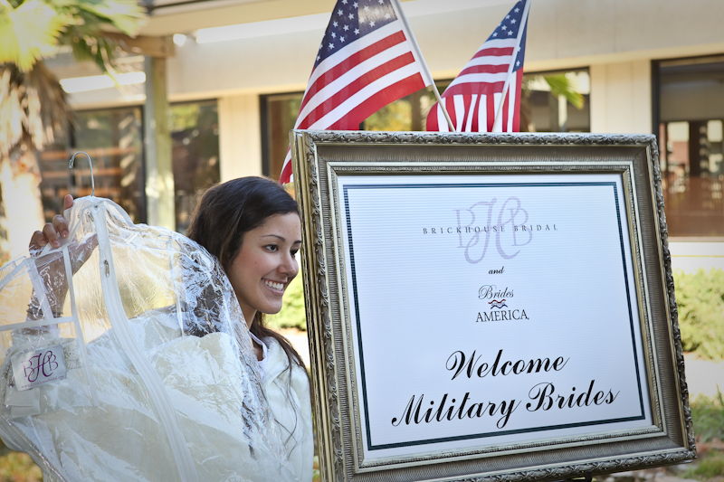 Brides Across America at Brickhouse Bridal