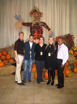 Darryl & Co. staff in Ohio