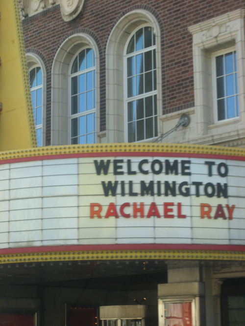 Rachel Ray in Ohio