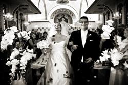 Real Wedding: Roula Christie to Tasos Kostas