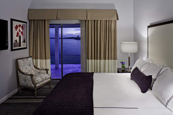 La Toretta Lake Resort & Spa ~ Lake Villa Bedroom