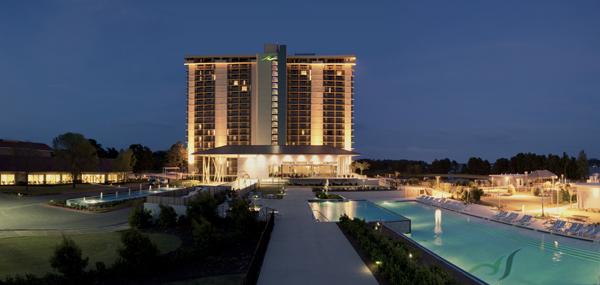 La Toretta Lake Resort & Spa ~ Pool and Tower