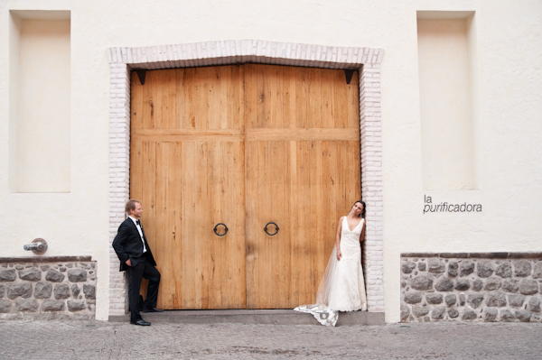 Chic, Contemporary & Whimsical Wedding in Colonial Mexico by Montage Photographers
