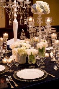 Dream Bouquet Tablescape