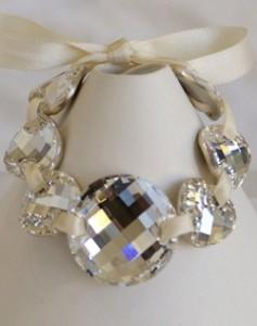 MEG Chunky Bridal Bracelet