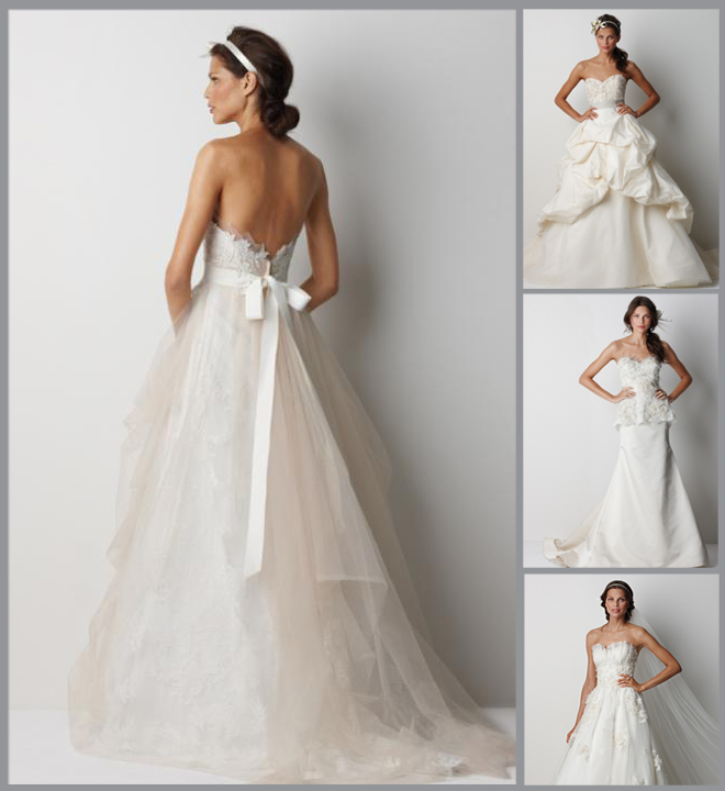 Watters Trunk Show Mia Bridal Couture
