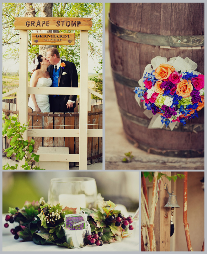 James Clifford Wedding Gowns: Winsome Winery Wedding By Ana & Ivan Photography « Houston
