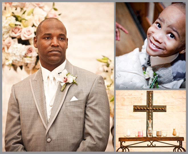 Sophisticated Briscoe Manor Wedding by Blanca Duran Photography