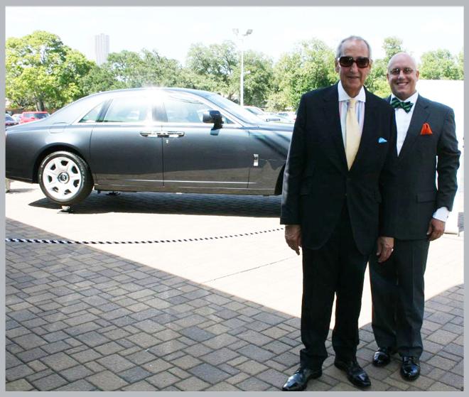 Lord Wedgwood & Jorge Perez