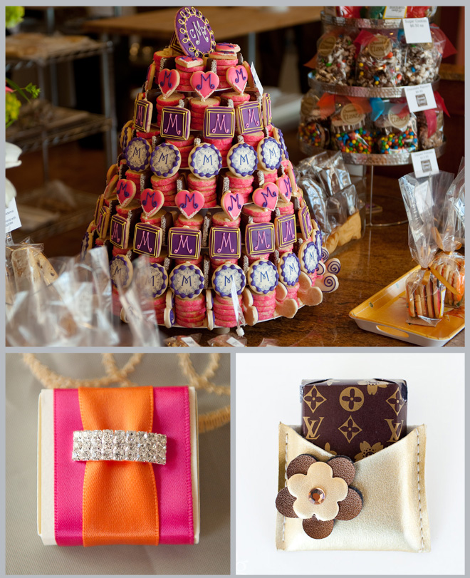 Sweet, Sophisticated Wedding Favors ~ Houston Wedding Blog