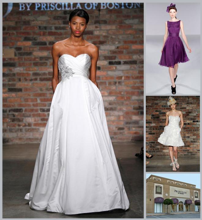 Priscilla of Boston ~ Houston Wedding Blog