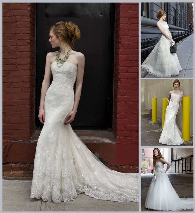Henry Roth Couture Wedding Gowns at Brickhouse Bridal