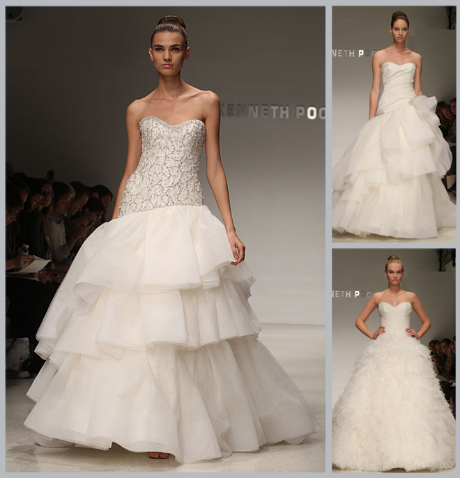 Kenneth Pool Fall 2012 Collection ~ Houston Wedding Blog
