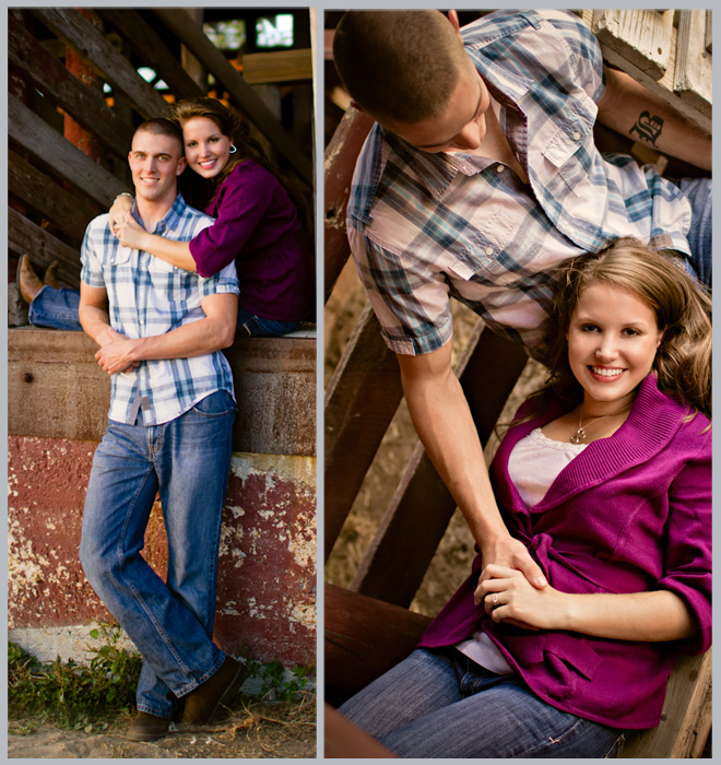 Engagement Shoot by Archetype Studios