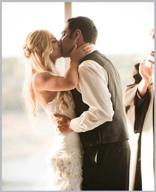 Juli & Kyle's Spectacular Sunset Lakeway Resort Wedding