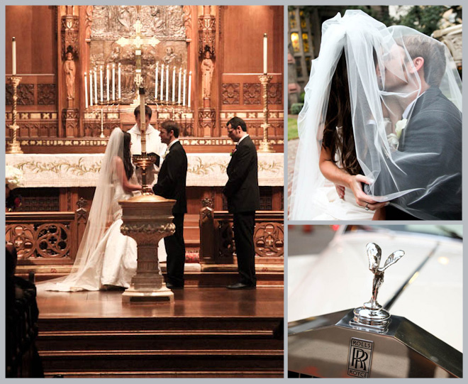 Let-Your-Hair-Down Majestic Metro Wedding by Chris Wineinger