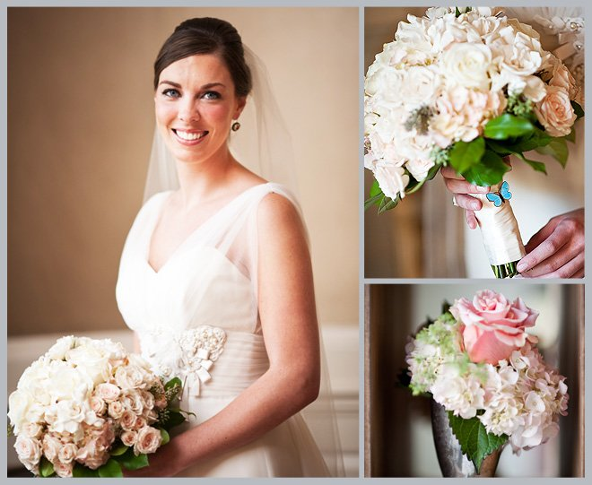 A Petal-Perfect Country Club Wedding by Chris Bailey Photography