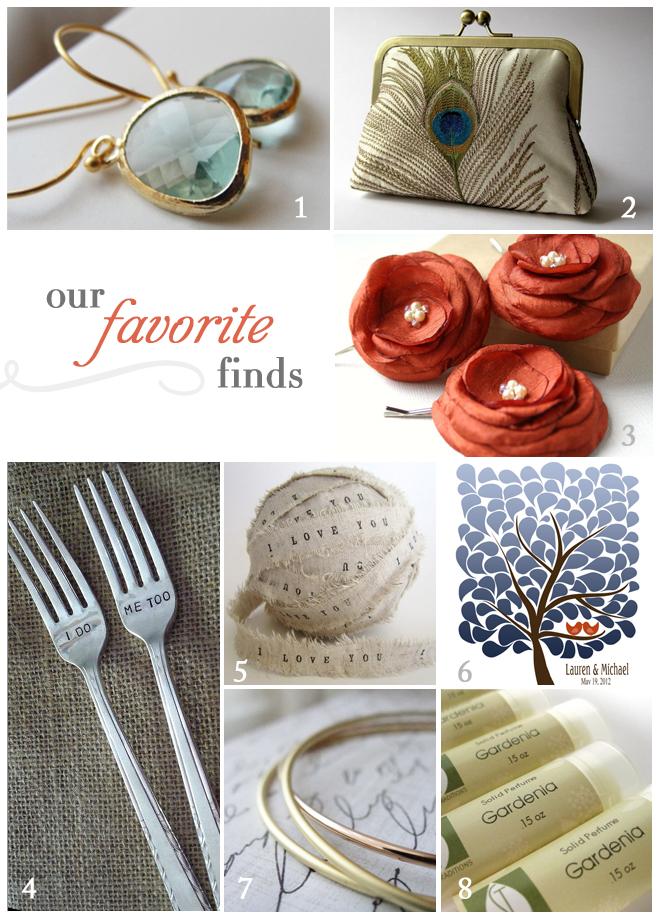 Our Favorite Finds ~ Houston Wedding Blog