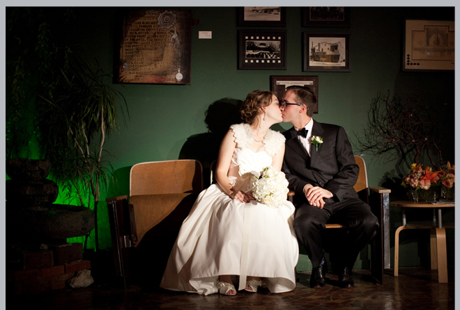 Hip, Happy, Vintage Inspired Wedding by Sarah Ainsworth Photography
