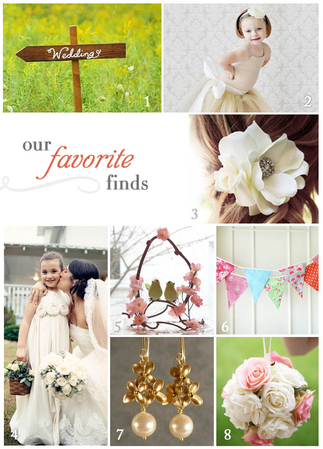 Etsy Envy: Spring Fling ~ Houston Wedding Blog