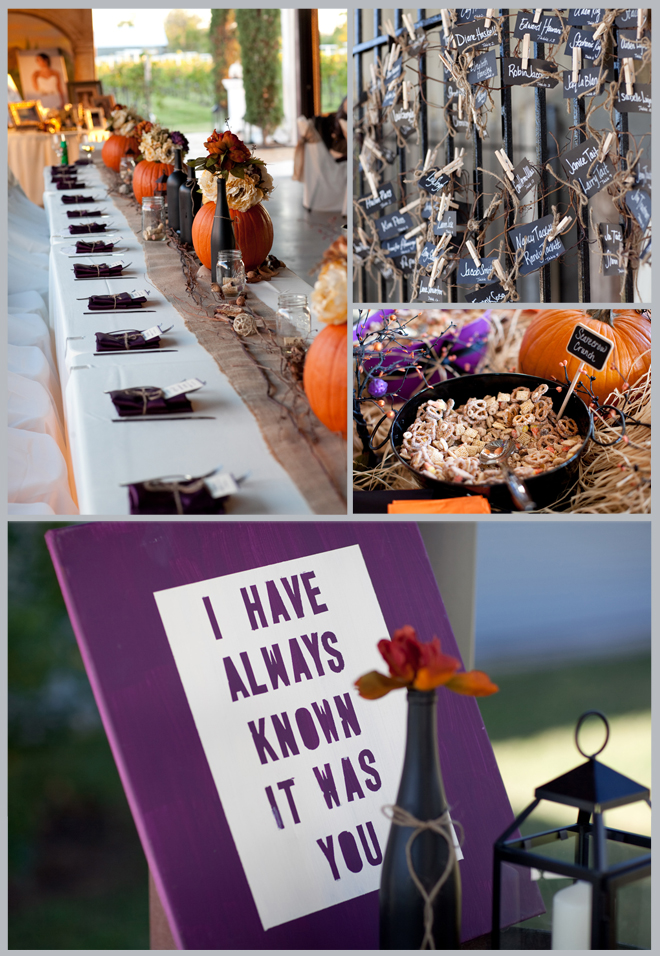 Autumn Winery Wedding by Sarah Ainsworth Photography