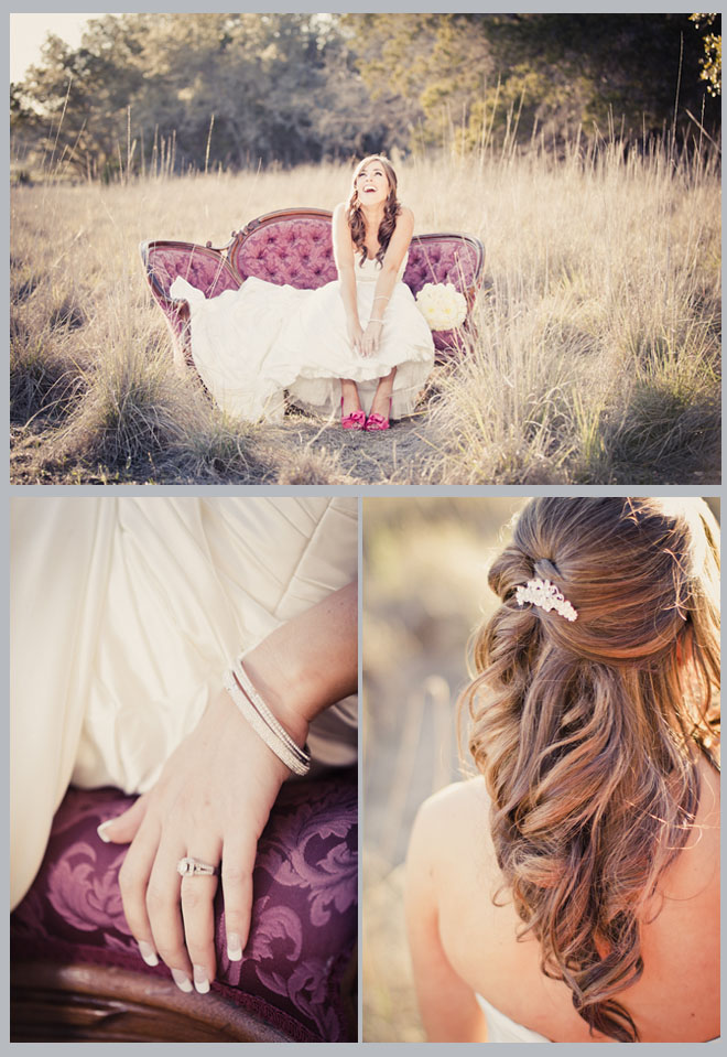 Resort-to-Ranch Bridal Shoot from Archetype Studio ~ Houston Wedding Blog
