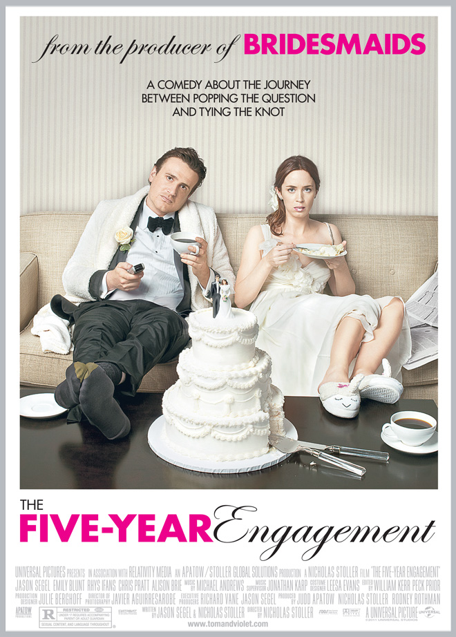 THE FIVE-YEAR ENGAGEMENT Advance Screening GIVEAWAY