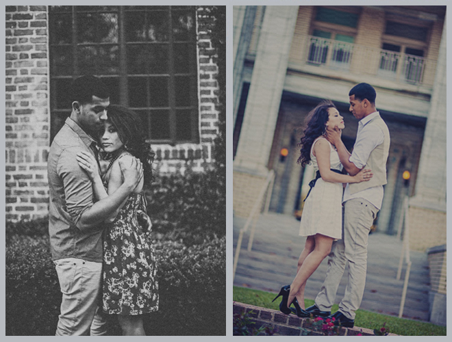 Stylish Montrose Engagement Shoot by Civic Photos