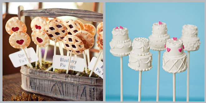 Dessert Pops Inspiration Board ~ Houston Wedding Blog