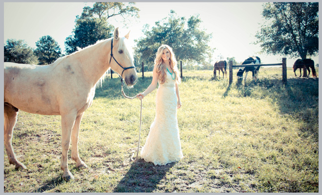Rustic, Romantic Bridals by Rachel Robinson Photography ~ Houston Wedding Blog