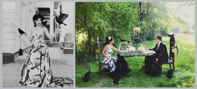 Tamara Menges Stylized Photoshoot ~ Photos: Sarah e. Evans Photography