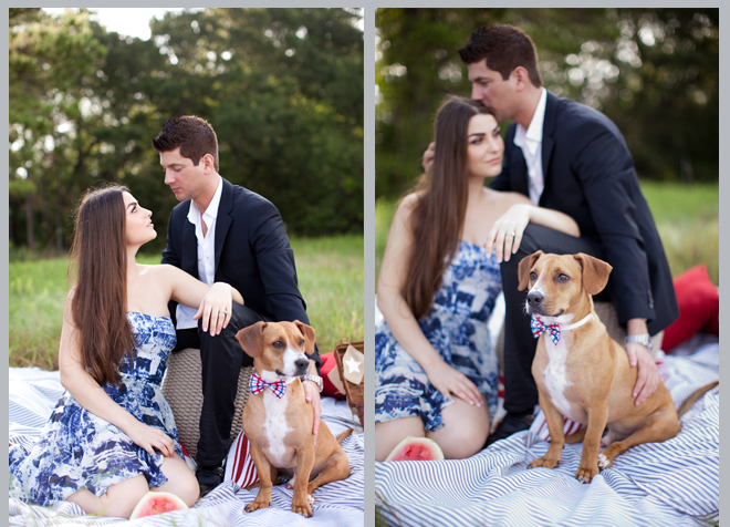 Americana Engagement Shoot by Archetype Studio