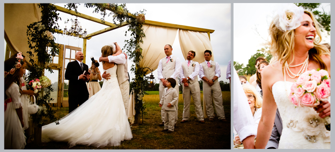 Rustic-Gorgeous Texas Ranch Wedding by Christine Meeker Studios