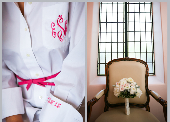 Gray, Pink & Cream Hotel ZaZa Wedding by Serendipity Photography