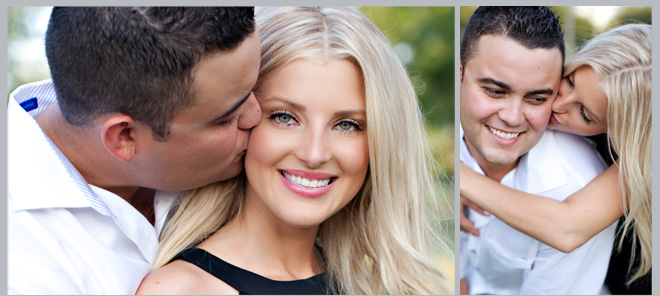 Hemann Park Engagement Shoot by Alicia Pyne Photography