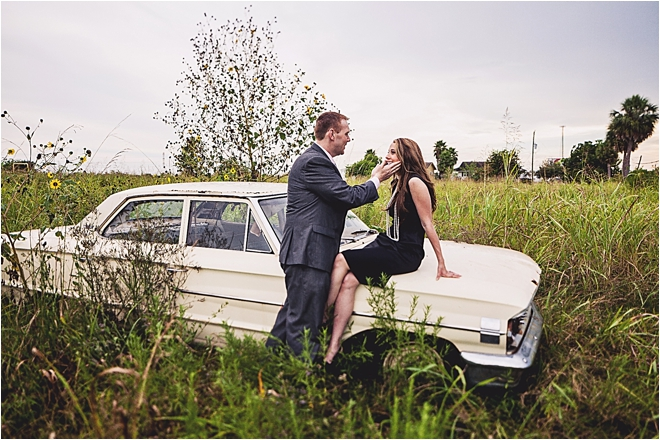 $750 Vintage Yacht Engagement Shoot Giveaway from Civic Photos