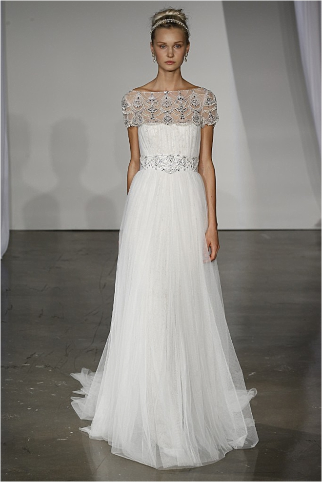 Hot Off the Runway, Our Favorite Fall 2013 Wedding Dresses