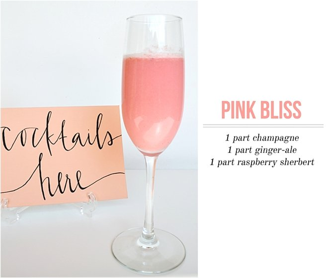 Mimosas in the Morning's Allyson Fulcher Mixes Bubbly Wedding Cocktails