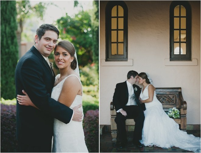 Southwestern Rustic-Chic Wedding at The Parador by Sarah McKenzie Photography