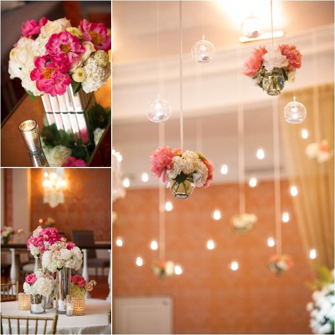 Reception Decoration Detail