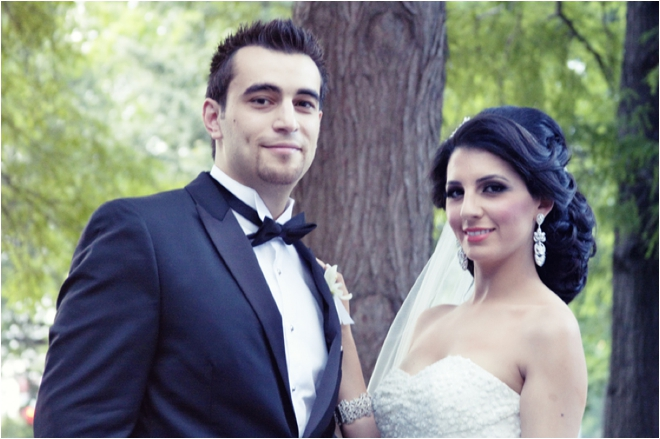 btide and groom