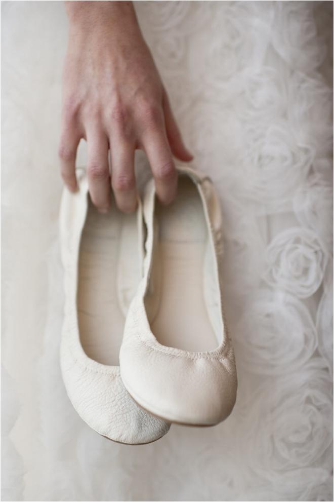 Rebekah's Wedding Flats