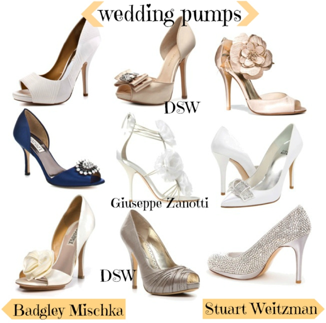 Wedding Pumps