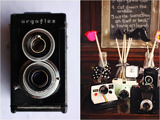 Photobooth decor and accessories
