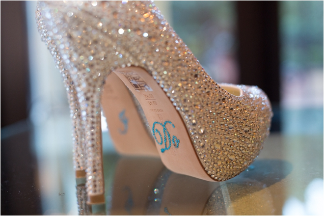 Crystal Bridal Shoes