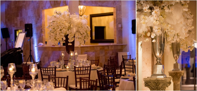 Reception Floral Decor