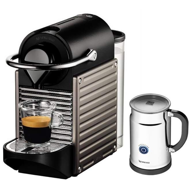 Nespresso giveaway for I Do at The Corinthian